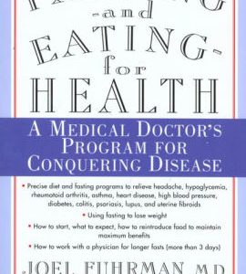 Fasting and Eating for Health book cover
